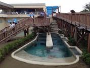 新江ノ島水族館ウミガメプール設置工事