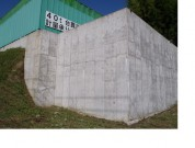 ケイエスライン調整池改修工事
